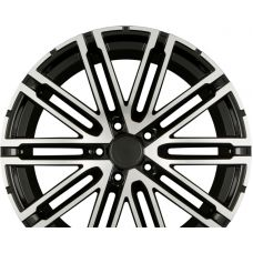 GMP Italia TARGA Black Diamond R20 W10 PCD5x112 ET19 DIA66.6