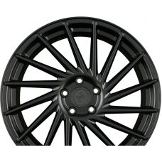 KESKIN KT17 HURRICANE Matt Black Painted (MBP) R21 W11 PCD5x112 ET50 DIA66.6