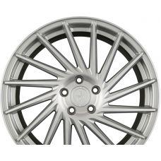 KESKIN KT17 HURRICANE Silver Front Polish (SFP) R21 W11 PCD5x120 ET38 DIA74.1