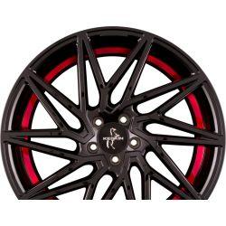 KT20 FUTURE Black Painted Red Inside (BPRI)
