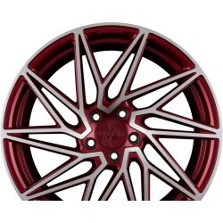 KT20 FUTURE Candy Red Front Polish (CRFP)