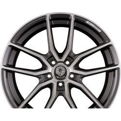KR1 Grey Polished