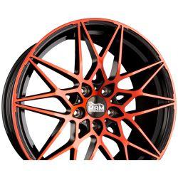 MAM B2 Black Front Orange (BFO)