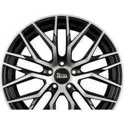 MAM RS4 Black Front Polished (BFP)