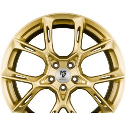 KX1 Gold Glanzend