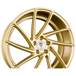 KV2 Gold Glanzend - Gold glanzend lackiert