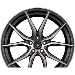 MW04 Anthracite Polished