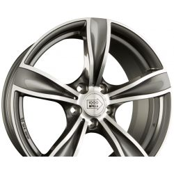 MM033 Anthracite Full Polished