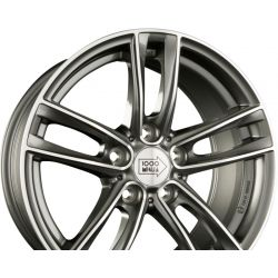 MM034 Anthracite Polished