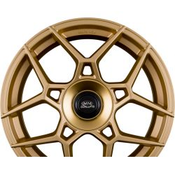 MM02 Gold Matt