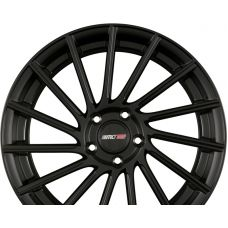 MOTEC TORNADO (MCT9) Flat Black R21 W10.5 PCD5x112 ET15 DIA66.6