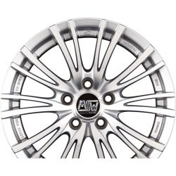 MSW 20 Silver Full Polished