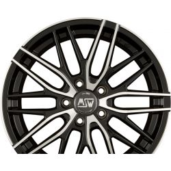 MSW 72 Gloss Black Full Polished