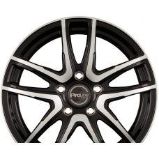 ProLine Wheels PXV Black Polished R15 W6 PCD5x98 ET38 DIA58.1