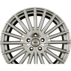 WM RAD Hyper Silber