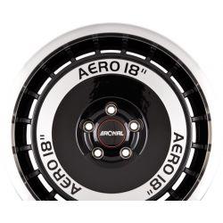 R50 AERO Schwarz Frontkopiert