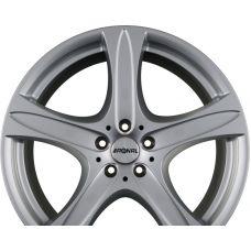 RONAL R55 SUV Kristallsilber R17 W7.5 PCD5x127 ET34 DIA71.5