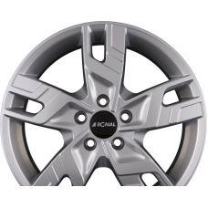 RONAL R64 Silber R17 W7 PCD5x118 ET60 DIA71.1