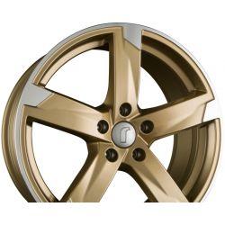 01RZ Racing-Gold Poliert
