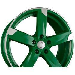 01RZ Racing-Green Poliert