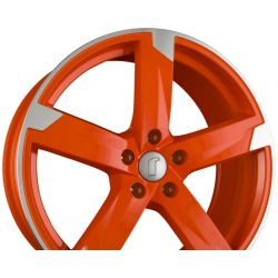 01RZ Racing-Orange Poliert