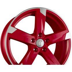 01RZ Racing-Rot Poliert
