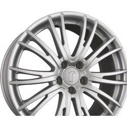 0215 Silber Lackiert