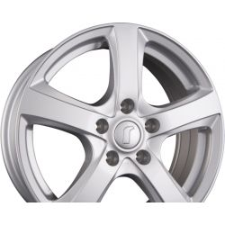 0224 Silber Lackiert