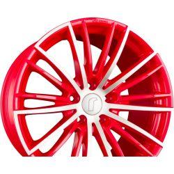 08RZ Racing Rot Poliert