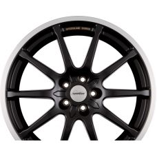 SPEEDLINE CORSE SC1 MOTORISMO Racing Black-Matt-Hornkopiert R20 W10.5 PCD5x130 ET45 DIA71.6