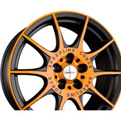 SL2 MARMORA MCR Orange-Schwarzmatt