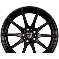 TN1 Black Rim Polished