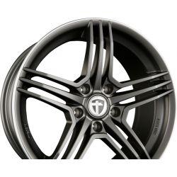 TN5 Dark Gunmetal Rim Polished