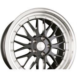 UA3-LM Black Rim Polished