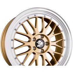 UA3-LM Gold Rim Polished