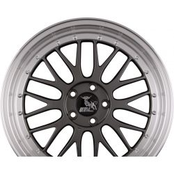 UA3-LM Grey Rim Polished