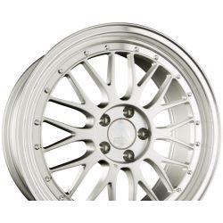 UA3-LM Silver Rim Polished