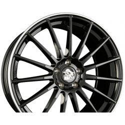 UA4-SPEED Black Rim Polished