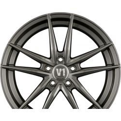 V3 Daytona Grau Lackiert DG+