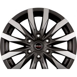 CW6 Mistral Anthracite Glossy Polished