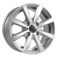 RZT 81303 5x13 4x100 ET35 DIA67,1 (silver)
