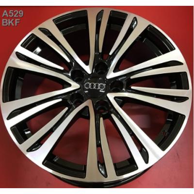 Диски Legeartis A529 Concept 8,5x18 5x112 ET32 DIA66,6 (BKF)