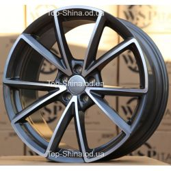 AUDI W569 AIACE ANTHRACITE POLISHED