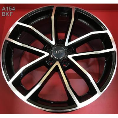 Диски Replay Audi (A154) 8,5x19 5x112 ET32 DIA66,6 (BKF)