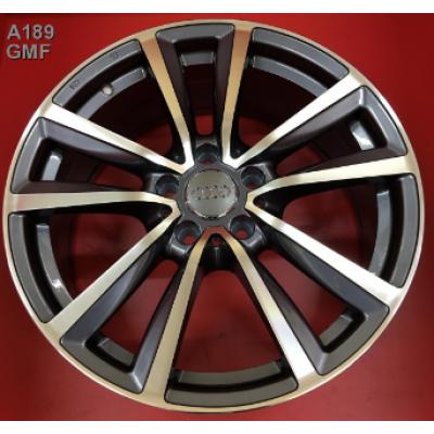 Диски Replay Audi (A189) 7,5x18 5x112 ET51 DIA57,1 (GMF)