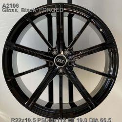 Audi (A2106) gloss black