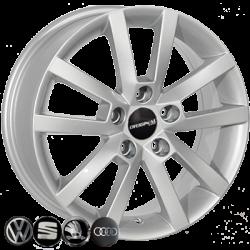 Audi (BK711) silver