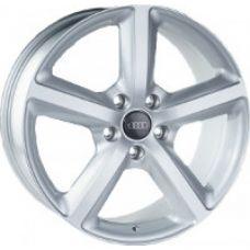 Replica Audi (JHW110) 9x20 5x130 ET60 DIA71,6 (silver)