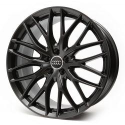 Audi (R6085) matt black