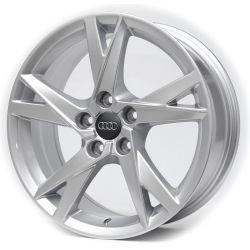 Audi (RX570) silver